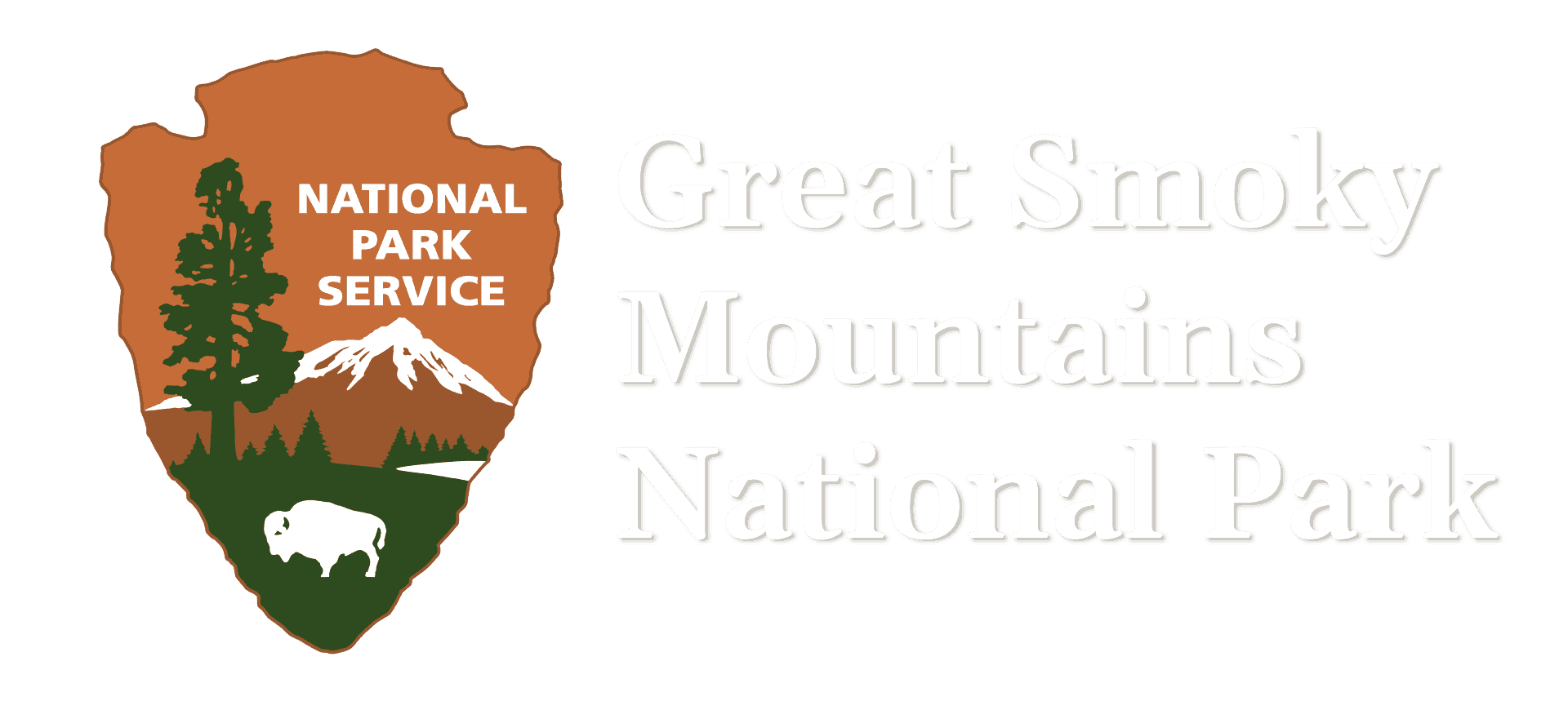 Great Smoky Mountains National Park logo